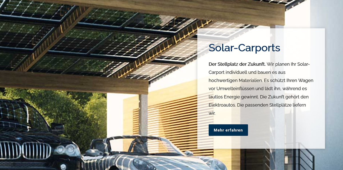 Helbig Solar Carports