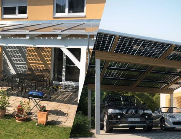 Solar Terrassen